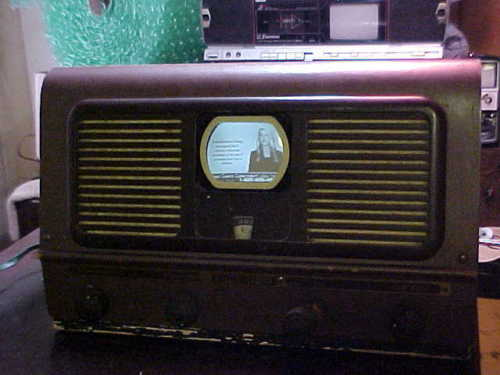 Image result for vintage pilot radio tv